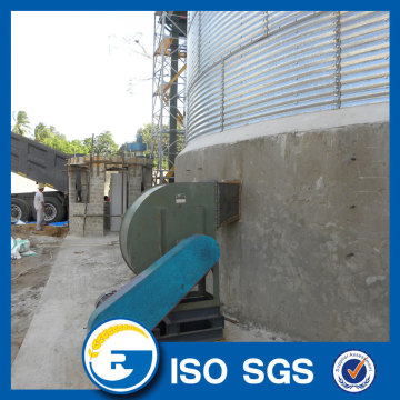 Flat Bottom Storage Steel Silo