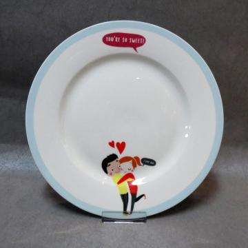 Porcelain Dinner Sets Cartoon Pattern