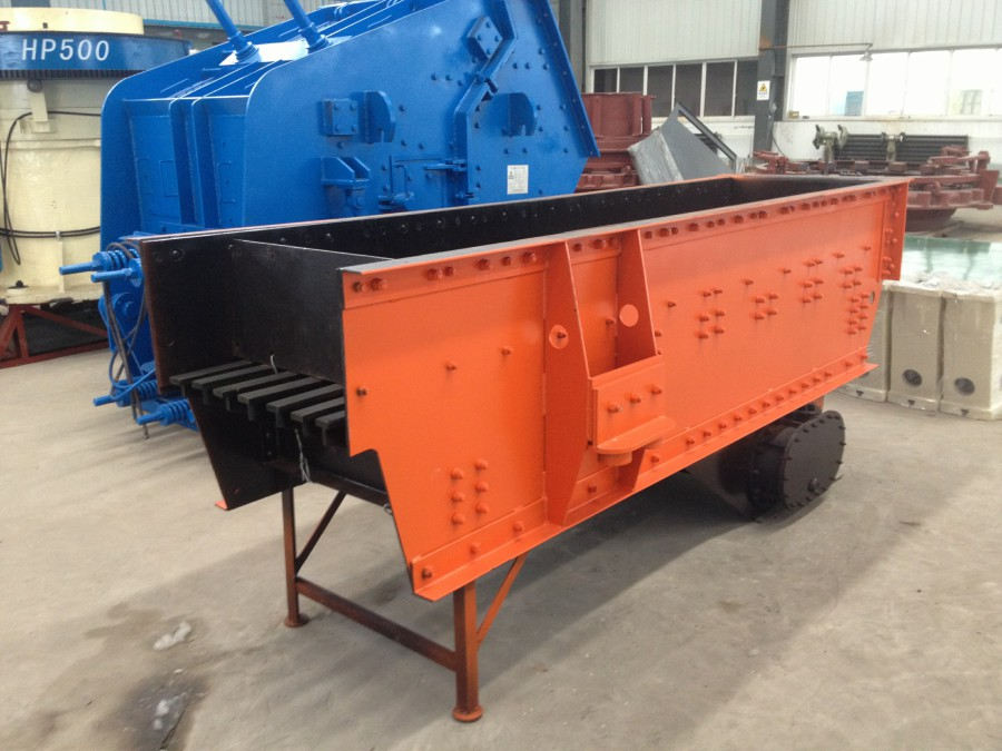 Vibrating Grizzly Feeder for Sale