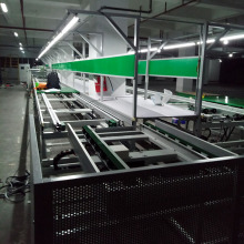 Customizing Computer Chain Conveyor Assembly Line