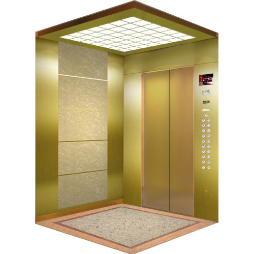 Glass Elevator Small Residential Lift Used for Villa
