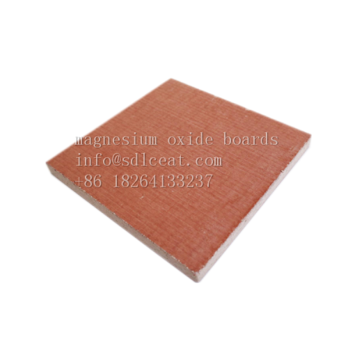 Backside Sanded Non-woven Mgo Board 1220*2440*10mm
