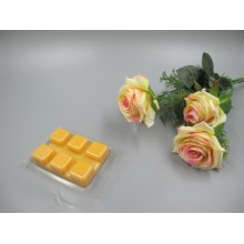 Scented Yellow Colored  Wax Block