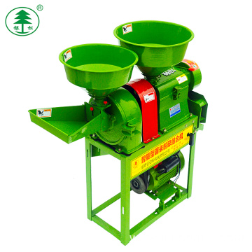 Processing Machinery Portable Commercial Smart Rice Mill