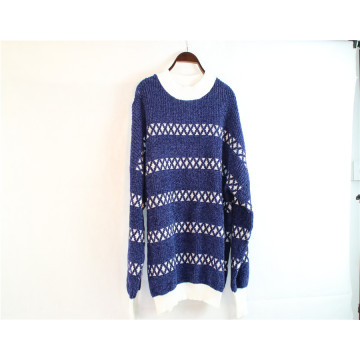 Top Design Real Woolen Pullover Cashmere Sweater