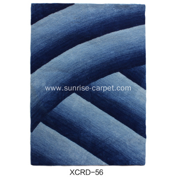 Microfiber thin yarn Blading Design