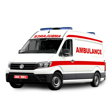 Medical Services Ambulance Car