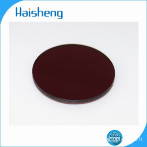 HB650 red optical glass filters