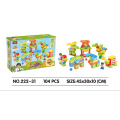 Yuming building blocks 104PCS