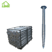 Free Sample Ground Screw with Flange