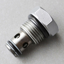 Poppet Type Hydraulic Cartridge Check Valve