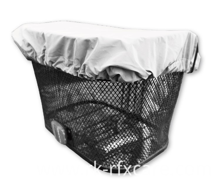 Safty Bike Basket Cover