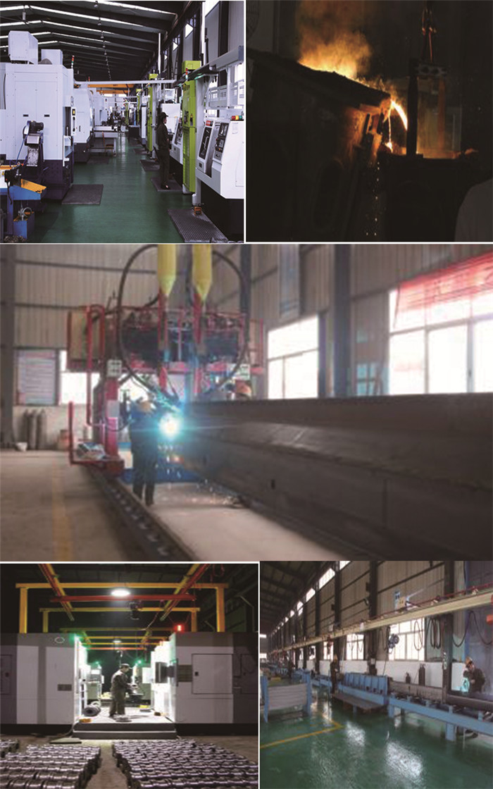 5 ton truss type gantry crane processing