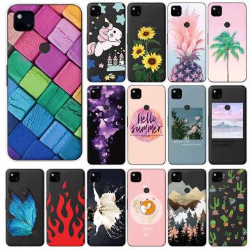 For Google Pixel 4a Case Silicone TPU 5.81
