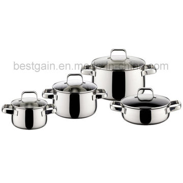 Cookware Set Kitchenware 8PCS Stockpot