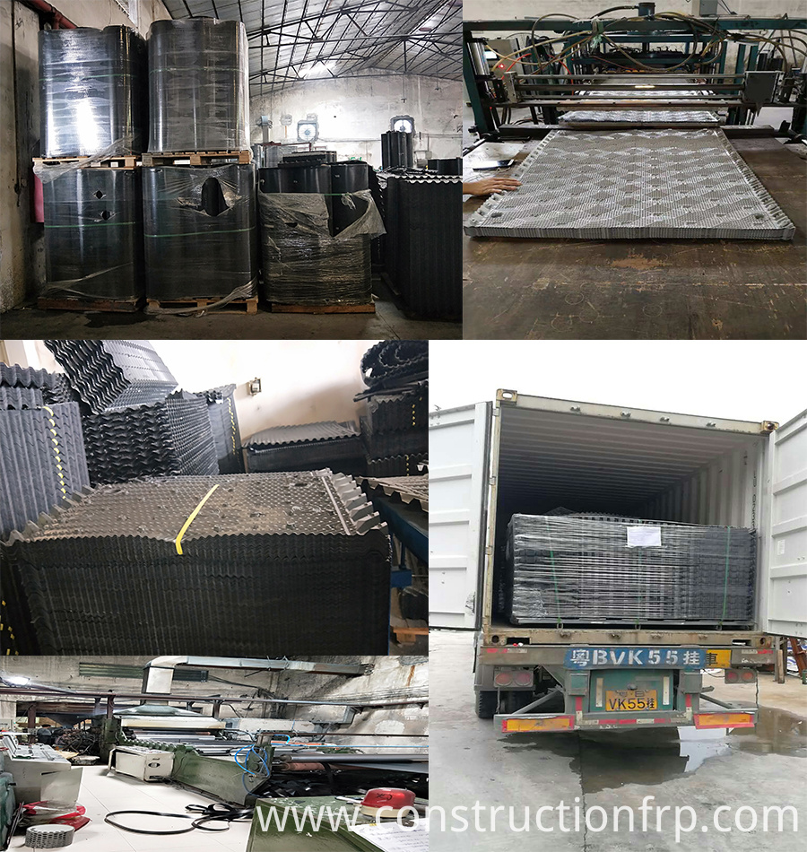 Marely Cooling Tower Sheet