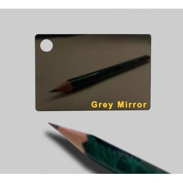 Single Side Grey coating Grey Mirror Acrylic Sheets