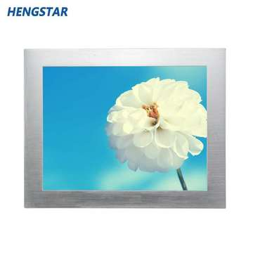 15 Inch Embedded industrial liquid crystal display