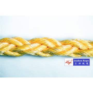 8-Strand Polyester/ Polypropylene Mixed Rope