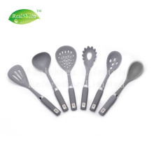 Soft Touch Grip Silicone Kitchen Utensil Set