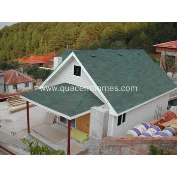 Customized Prefabricated Steel Frame Affordable house