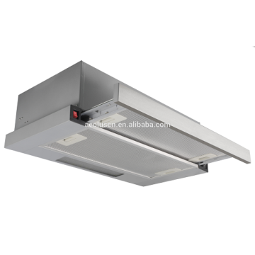 Slide Hoods Stainless Telescopic Range Hood