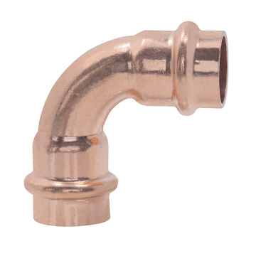 V type Press Elbow Fittings