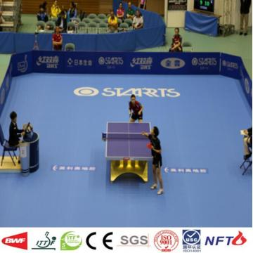 Professional Indoor Table Tennis Flooring