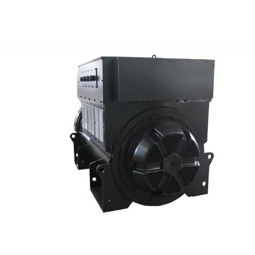 Air Cooled 6300V Diesel Engine Generator
