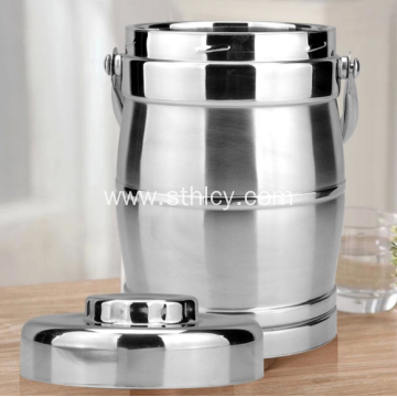 Stainless Steel Non-magnetic Heat Preservation Lunch Box