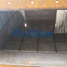 5+3 Wear Plate Chromium Carbide Cco Plate