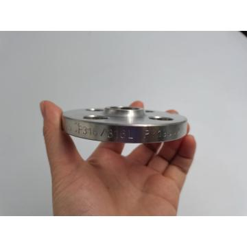 Stainless Steel Hydraulic Pump Fitting Slip On Flange