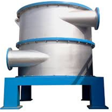 Inflow Pressure Screen For Pulp Making Mill