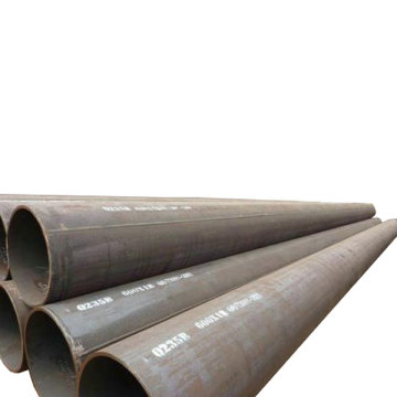 A36 Straight 3 Erw Carbon Steel Welded Pipe