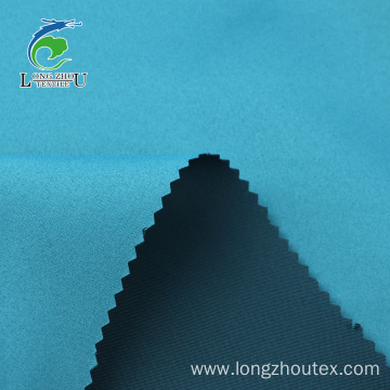 Double Colors Dull Satin Without Twist Fabric