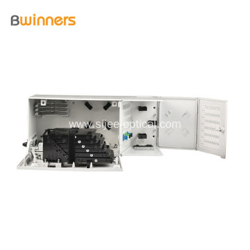 48 Optical Fibers Multioperator Distribution Cabinet