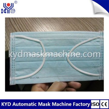 Medical Face Inner Earloop Mask Welding Machine