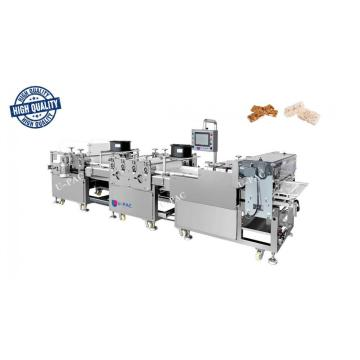 Automatic Cereal Bar Cutting&Forming Line