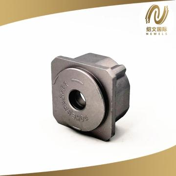 Aluminum Casting Micro Dual Motor End Cover