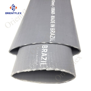 6 inch lay flat pvc water hose pipe
