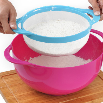 Rainbow Stackable Storage Mixing Bowl Set