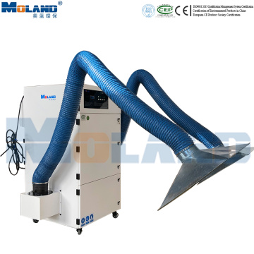 High Efficiency Smoke Extractor Welding Dust Collector