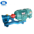 Circular Copper Wheel Diesel Electric Lube Oil Transfer Gear Pump