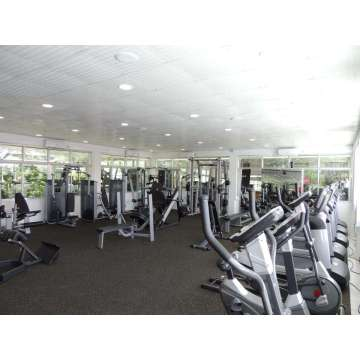 500㎡ complete gym package