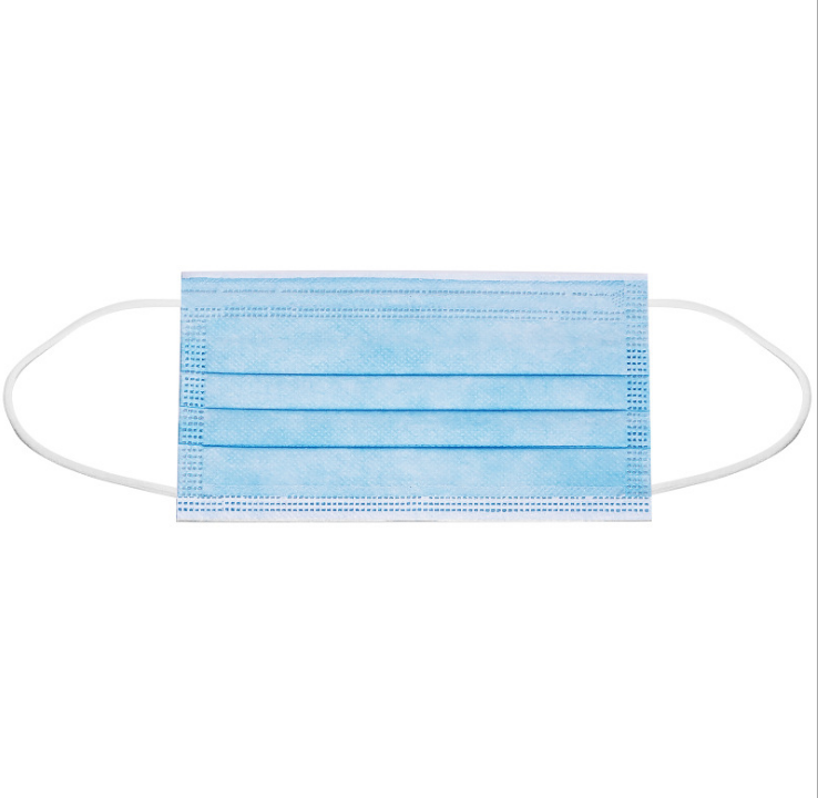 3 Ply Face Mask Blue