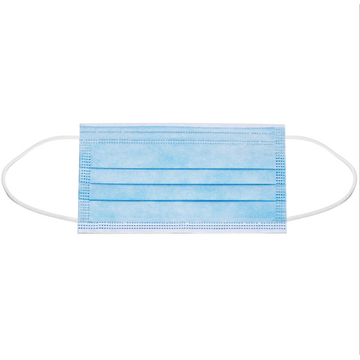 Disposable 3 Ply Anti-pollution Non-woven Safety Face Mask