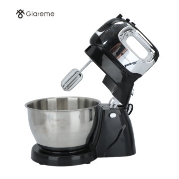 Large capacity household electric food mixer