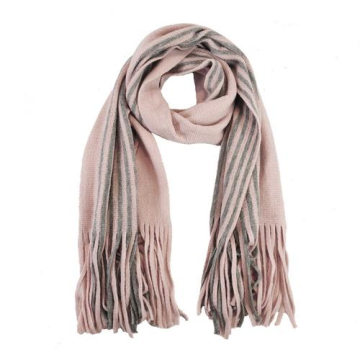Wholesale Double Sided Knitted Scarf
