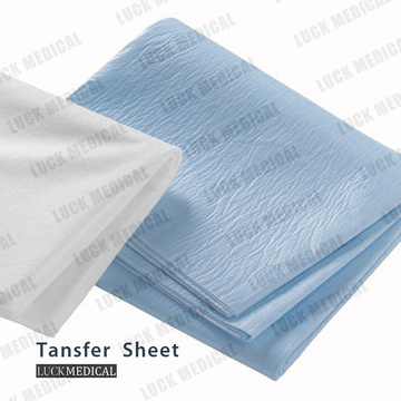 Linen Disposable Carry Tansfer  Stretcher Sheet