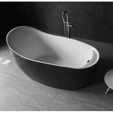 Black Freestanding Acrylic Bathtubs